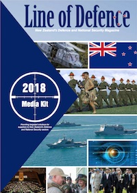 Line of Defence Magazine 2018 Media Kit