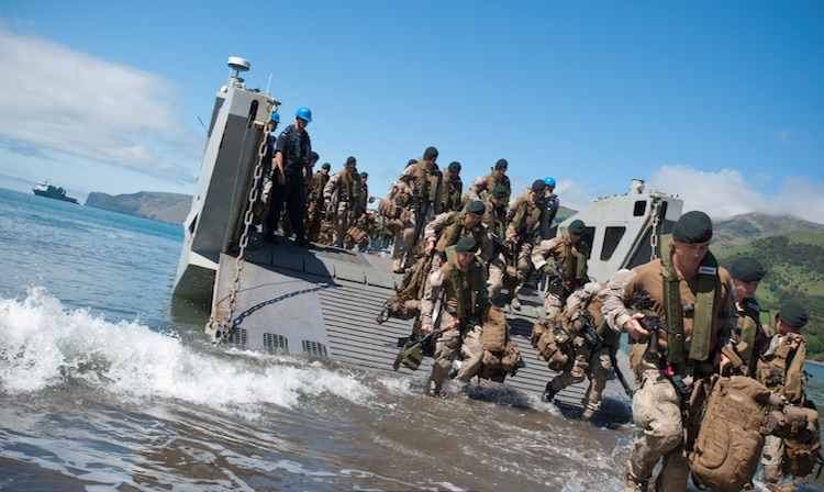 SurfZoneView will assist with amphibious landings
