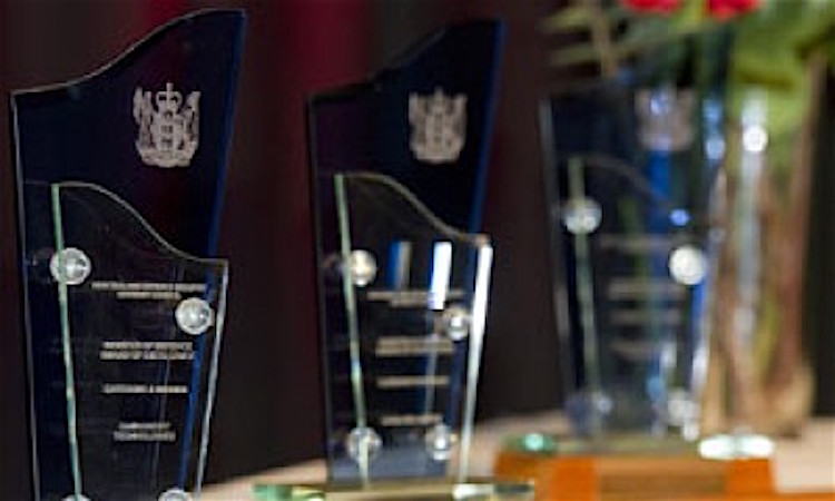 Annual awards recognise New Zealand's defence industry.